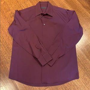 Calvin Klein.Button down Dress shirt